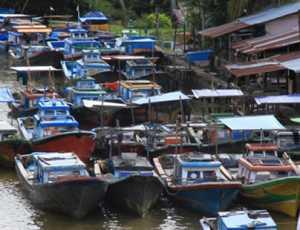 Untuk Tiga Hari Kedepan, Nelayan Aceh Jaya Dilarang Melaut