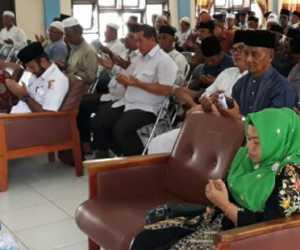 115 orang Imum Mesjid dan Meunasah se-Nagan Raya Mengikuti Pelatihan