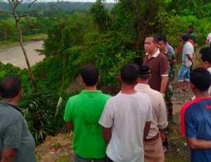 SAR Nagan Raya Hentikan Proses Pencarian Orang Hilang di Pulo Raga, Ini Alasannya