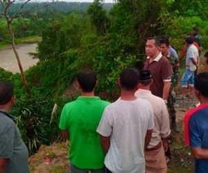 BREAKING NEWS - Warga Nagan Raya Diduga Tersasar di Hutan Pulo Raga