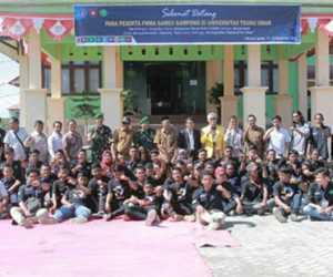 Forum Mahasiswa Mesin Aceh (FFMA) Adakan Acara Saweu Gampong di Desa Sikundoe