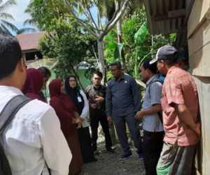 Dewan Nagan Raya dan Tenaga Medis Kunjungi Penderita Gangguan Jiwa