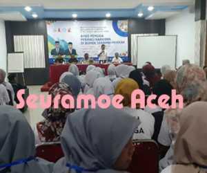 Dispora Aceh Adakan Penyuluhan Bahaya Narkoba Di Nagan Raya