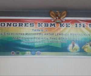 Universitas Teuku Umar Gelar Kongres Keluarga Besar Mahasiswa ke III