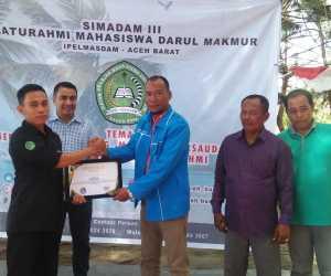 Ipelmasdam Aceh Barat Gelar Silaturahmi, Ini Yang Di Harapkan