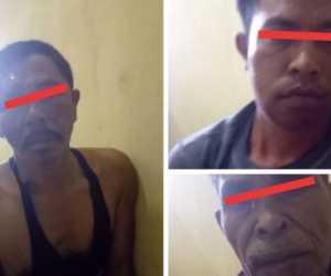 Begini Kronologis Penangkapan Komplotan Perampok di Aceh Selatan