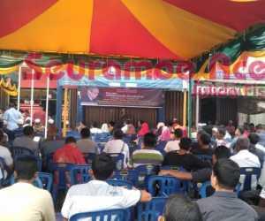 Santunan Yatim Warnai Pelaksanaan Milad GAM ke 43 di Abdya