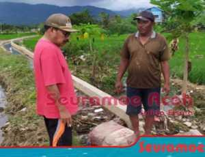 Curah Hujan Tinggi, Warga Abdya Diminta Waspada Banjir
