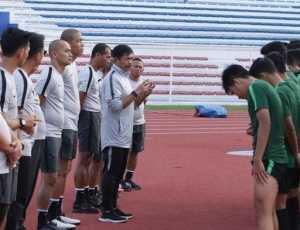 Jelang Laga Melawan Myanmar, Indonesia Fokus Latihan Adu Pinalti