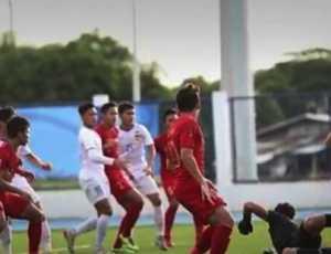 Pelatih Timnas U-22, Indra Sjafri: Myanmar Bukan Lawan Mudah