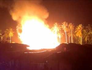 Pesantren Darussalam Aceh Selatan Terbakar, 80 Kamar Santri Ludes