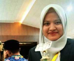 Nur Azizah dan Uli Satria Warga Nagan Raya Lolos ke MTQ Nasional 2020 di Padang