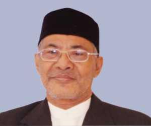 Inna lillahi Wa Inna Ilaihi Raji'un, Ketua MPU Aceh Meninggal Dunia