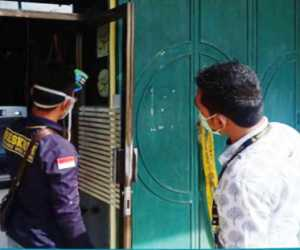 ATM BRI Dibobol Pakai Las, Duit Ratusan Juta Hilang