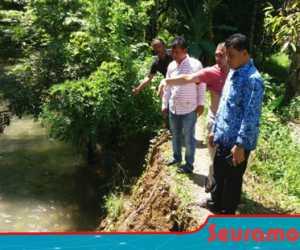 Jalan Usaha Gampong Kuta Jeumpa Butuh Perhatian Pemkab Abdya