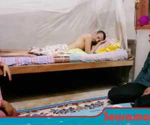Zulkarnain Kunjungi Rumah Bustami Penderita Lumpuh Total