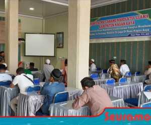 PCNU Nagan Gelar Konfercab, Muhammad Kudra Terpilih Jadi Ketua