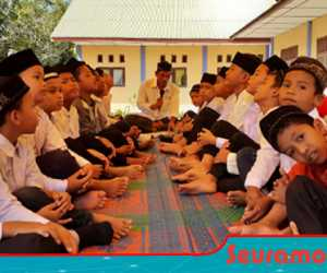 MIS UPT I Krueng Tadu Nagan Raya Peringati Maulid Nabi