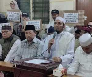 Bela Muslim Uighur, Gabungan Ormas Islam Akan Geruduk Kedubes China
