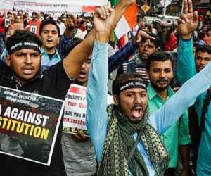 """Di India Diisi Dengan Aksi Turun ke Jalan Protes UU """"Anti-Muslim"""""""