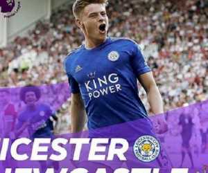 Newcastle United Ditekuk 3-0 Laga Melawan Leicester City