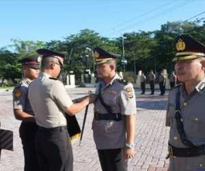 Kompol M Jonni, Jabat Kabag Ops Polres Nagan Raya