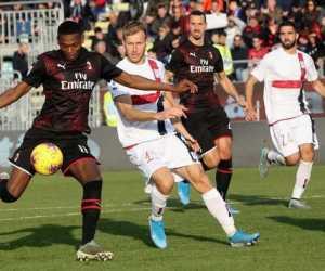 Berlaga Dengan Cagliari, Ibrahimovic Sumbang Gol Perdana Untuk AC Milan