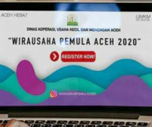 Tekan Pengangguran, Pemerintah Aceh Buka Program Wirausaha Baru