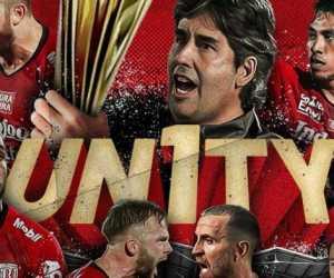 Bali United Pesta Gol Di Liga Champions Asia Melawan Tampines Rovers 5-3