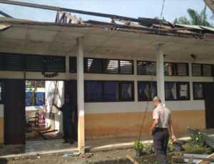 Kerugian Akibat Bencana Alam di Abdya Mencapai Ratusan Juta