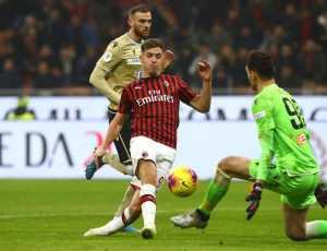 Coppa Italia, Tanpa Ibrahimovic AC Milan Tekuk SPAL 3-0