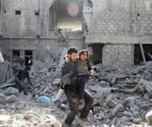 Sembilan Orang Tewas Akibat Serangan Udara Di Suriah