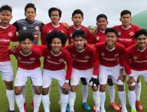 Berlaga Dengan Juventus U-17, Garuda Select Ditekuk 1-2