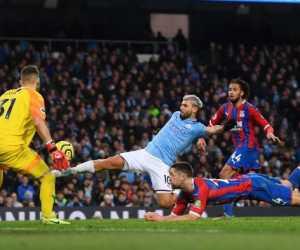 Liga Inggris, Manchester City Ditahan Crystal Palace 2-2