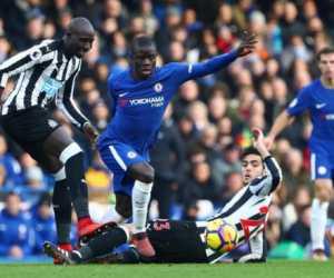 Liga Inggris: Laga Melawan Newcastle The Blues Kebobolan 0-1