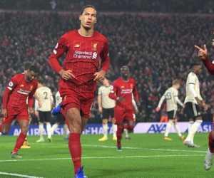 Liga Inggris, Liverpool Tekuk The Red Devils 2-0