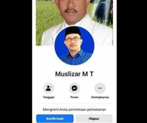 Akun Facebook Wabup Abdya Dipalsukan