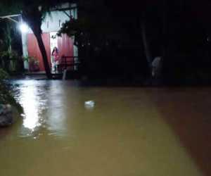 Malam Ini Banjir Kepung Gampong Tokoh II Abdya