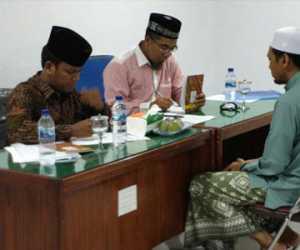 Puluhan Calon Dewan Imam Mesjid Agung Abdya, Ikuti Seleksi