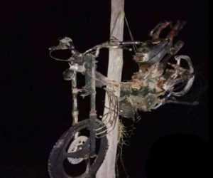 Sepeda Motor Milik Keuchik Dibakar, Ini Penyebabnya