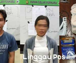 Simpan Sabu di Bra, Wanita Hamil Asal Aceh Ditangkap di Jambi