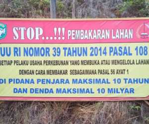 Cegah Karhutla, Kodim Aceh Jaya Lakukan Hal Ini