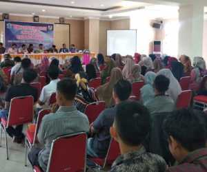 KNPI Simeulue Gelar Try Out Bagi CPNS, Ini Tujuannya