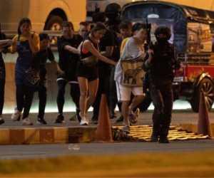 Korban Penembakan Brutal di Thailand Menjadi 26 Orang
