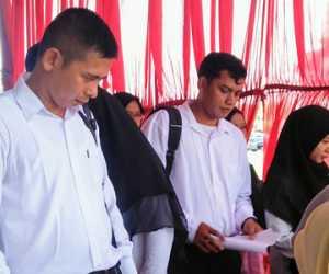 Di Aceh Barat, Ribuan Peserta Ikuti Seleksi Kompetensi Dasar CPNS
