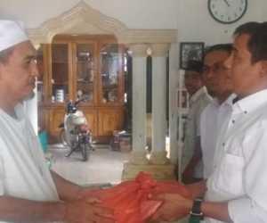 Kemenag Aceh Selatan Salurkan Bantuan untuk Ponpes Darussalam