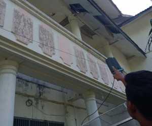 Kondisi Gedung DPRK Abdya Memprihatinkan