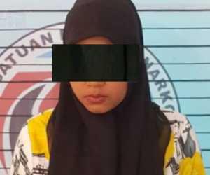 Sembunyi Ganja di Celana Dalam, Wanita Aceh Utara Ditangkap Polisi