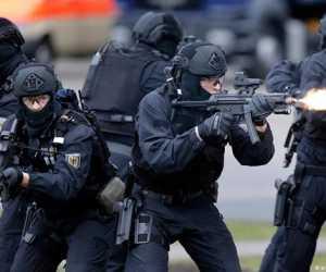 Polisi Jerman Serbu Kelompok Teroris yang Hendak Serang Muslim