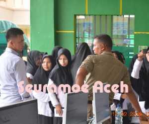 Meski Minggu Libur, Tes SKD CPNS di Nagan Raya Tetap Dilaksanakan